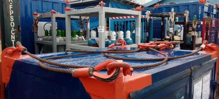 Offshore DNV Containers