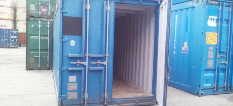 types of offshore containers