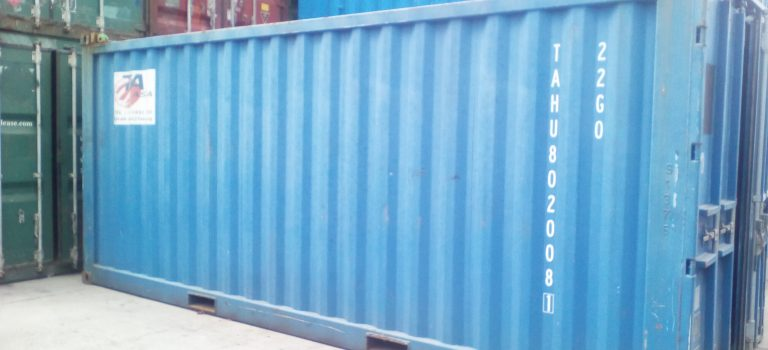 offshore workshop containers