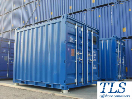 Offshore dry container